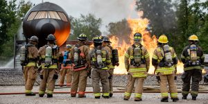 aircraft rescue arff training pittsburgh