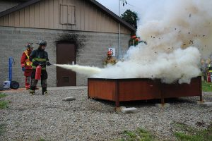 Intro to Basic Firemanship